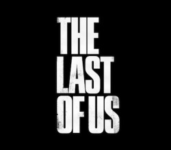 229107-The-Last-Of-Us-Logo-White-Black-Background