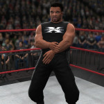 7266Tyson Chop1 150x150 Mike Tyson in WWE 13