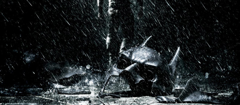 The Dark Knight Rises: The Legend Ends